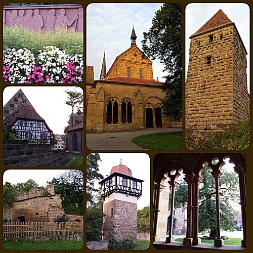 Het oude klooster