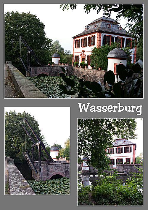 Wasserburg kasteeltje