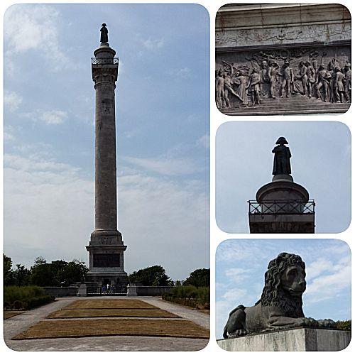 Hoge toren van Napoleon