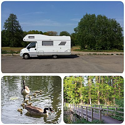 Camperplaats Sittard en omgeving