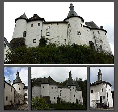 kasteel van Clervaux