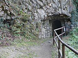 ingang elfengrot
