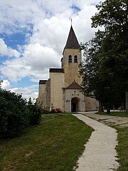 De kerk van afstand