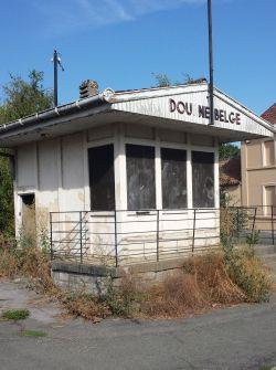 Oud douane kantoortje