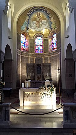 Kerk binnenkant