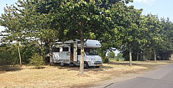 Camperplaats in Gevenich