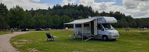 Dagcamping bij Rhenen