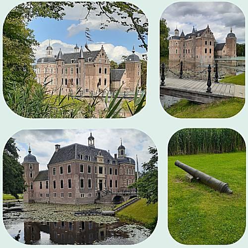kasteel Ruurlo waar het museum More in zit