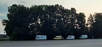camperplaats in Nieuw Leusden