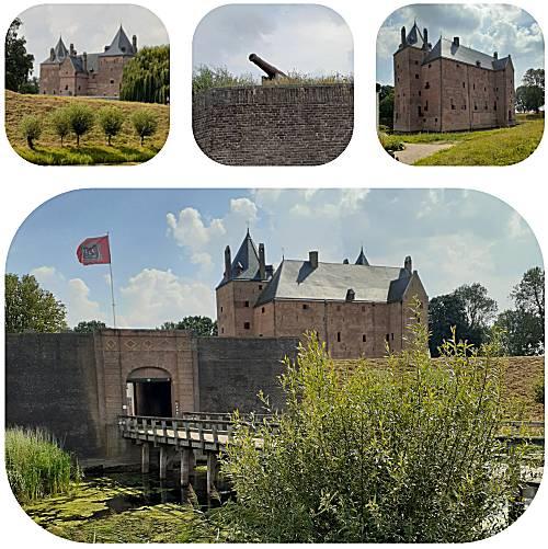 kasteel Loevenstein.