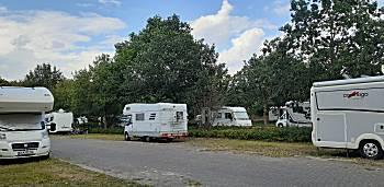 camperplaats Am Speicherbecken in Geeste