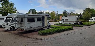 Camperplaats in Hesel