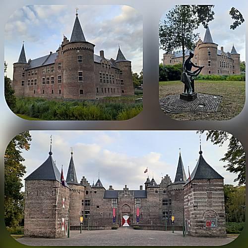 kasteel in Helmond
