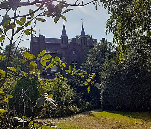 landgoed kasteel Aerwinkel