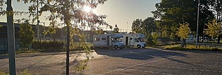 Harderwijk camperplaats
