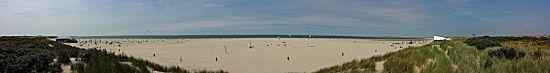 Het strand in een overzicht