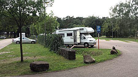 Camperplaats Kattevennen