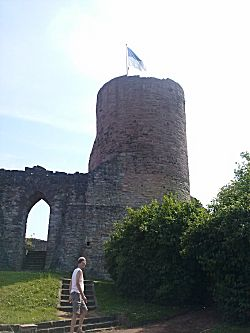 De Assepoester toren in Polle