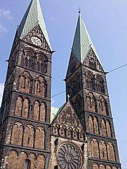 De kerk op het marktplein