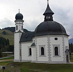 Het nieuwe kerkje
