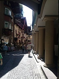 Kufstein straatje