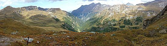 Uitzicht in Oostenrijk