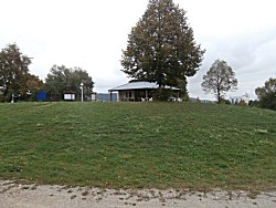 Het paviljoen