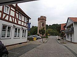 Er was ook weer een oude toren