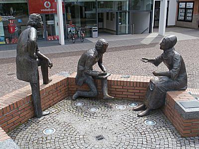 Verhalen vertellen aan de gebroeders Grimm