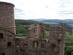 Uitzicht uit de toren