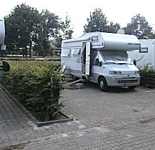 Camperplaats in Twist