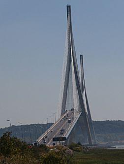 De brug van veraf