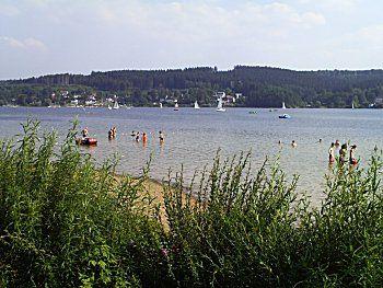 Lekker aan het meer (mohnsee)