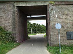 Smalle tunneltjes