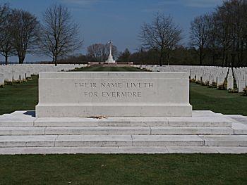Canadian War Cemetery in Groesbeek