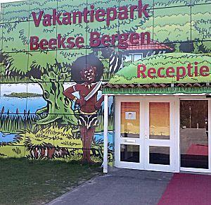 De receptie bij Beekse Bergen