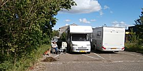 camperplaats in Bleiswijk