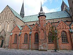 De oude domkerk