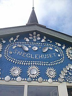 De naam schelpenhuis