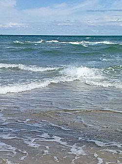 Lastig die golven fotograferen