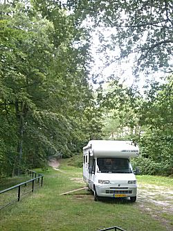 Camperplaats Ibbenburen