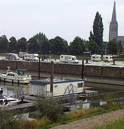 Camperplaats Doesburg