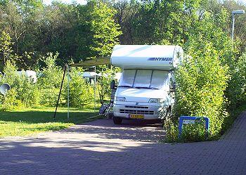 Camping Eibernest in Eibergen