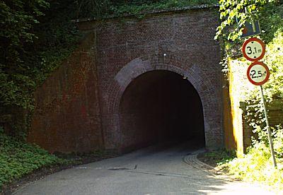 Klein tunneltje