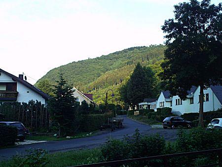 Het nationaal park Eifel