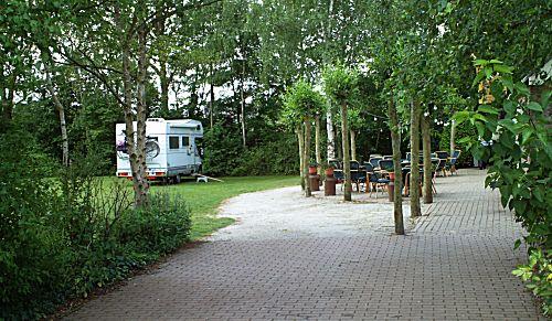 Heetveld kampeerplaats