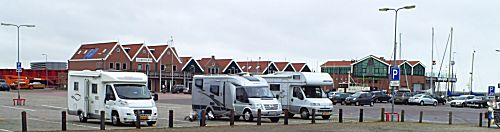 Camperplaats in Urk