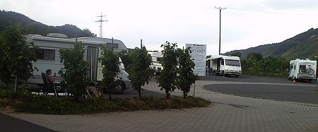 Camperplaats Ernst