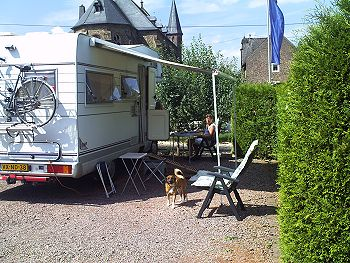 Camperplaats Ellenz-Polsterdorf