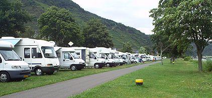 Camperplaats St. Aldegund